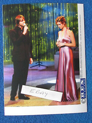 "Original Press Photo - 8""x6"" - Delta Goodrem & Brian McFadden - 2004 - C"