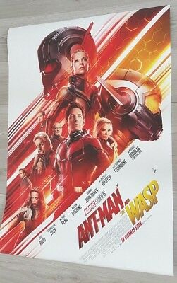 ANT-MAN AND THE WASP (2018) - POSTER 27x40 DS ORIGINAL