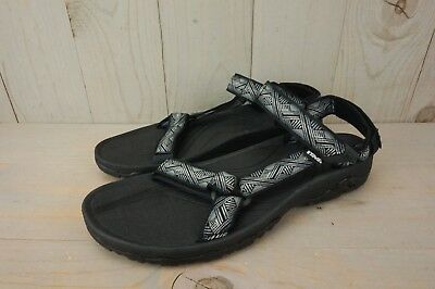 29ea5ebc6f55 TEVA HURRICANE XLT M Geometric Black Sport Hiking Sandals Mens Us 13 ...