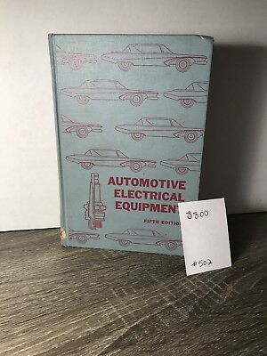 Automotive Electrical Equipment Fifth Edition