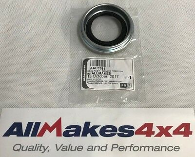 Allmakes 4x4 Land Rover Defender Salisbury Rear Axle Diff Pinion Oil Seal RUBBER