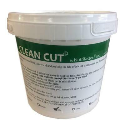 Nutrifaster - 999 - 6 lb Tub of Clean Cut™ Cleaner