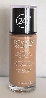 Revlon Colorstay Makeup Foundation 24 Hr Normal to Dry Skin 1 oz / 30 ml