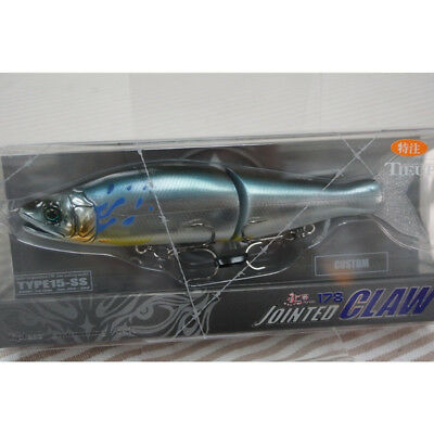 GAN CRAFT JOINTED CLAW 178 TYPE-15SS #M-03 PHANTOM BLOOD Japan New Bass Lure