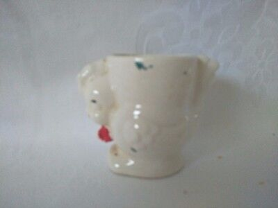 Vintage Rooster Egg Cup Made In Japan