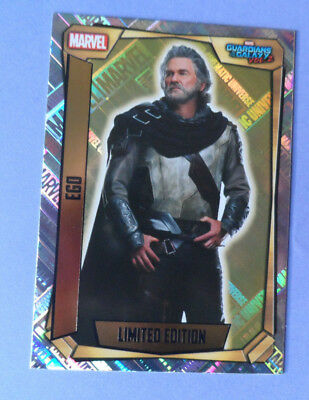 Topps Marvel Missions Ltd Card Ego