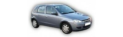 Manuale Officina Opel Corsa C 2000_2003  Workshop Manual Service Email