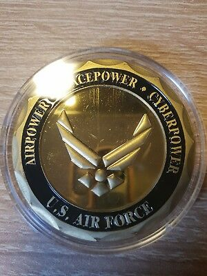 Massiver US Air Force Coin 2