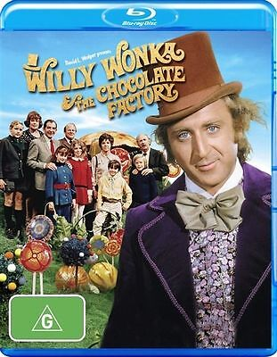 Willy Wonka And The Chocolate Factory : LIKE NEW EXCEPTIONAL QUALITY FREE POST