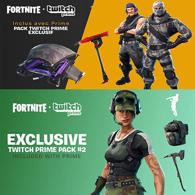 TWITCH PRIME ACCOUNT [Claim Free What You Want]