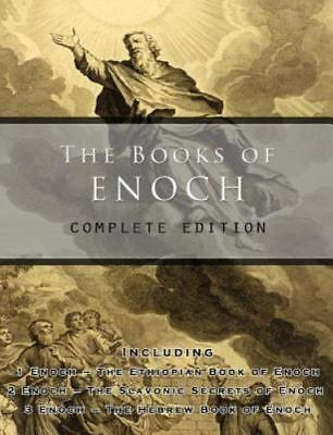 Books of Enoch : Complete Edition: Including (1) the Ethiopian Book of Enoch,...