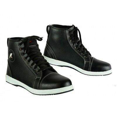 Motorcycle Sneakers New Bikers Shoes genuine leather casual shoes