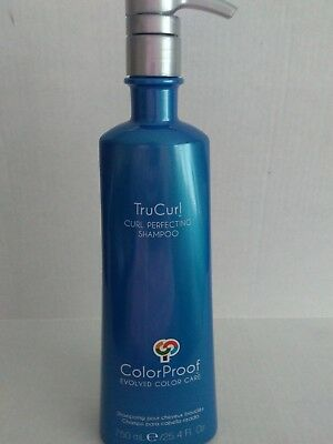 ColorProof TruCurl Curl Perfecting Shampoo 25.4 oz-New-Free Shipping