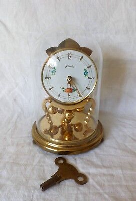 Vintage Kundo Anniversary Clock For Spares Or Repair