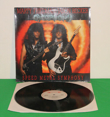 LP  Cacophony – Speed Metal Symphony / Roadrunner Records – RR 9577