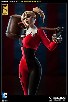Sideshow Exclusive Harley Quinn Premium Format, ovp