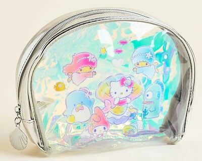Loot Crate Sanrio Multi-Character Toiletry Pouch Hello Kitty EXCLUSIVE Splash