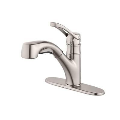 Price Pfister Prive Pull Out Kitchen Faucet Model F 534 7pvs