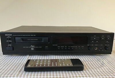 Denon DMD-1300 MINI-DISC PLAYER/RECORDER with REMOTE - Rarely Available