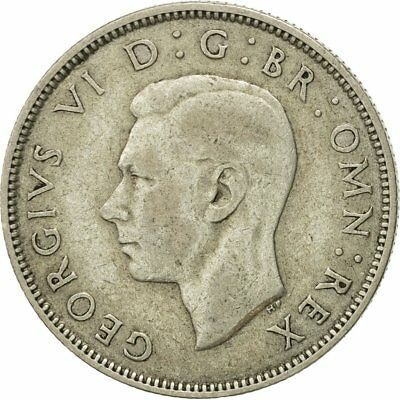 [#543905] Coin, Great Britain, George VI, Florin, Two Shillings, 1937