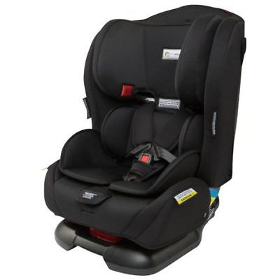 Infa Secure Legacy 0 To 8 Years Convertible Car Seat - Black