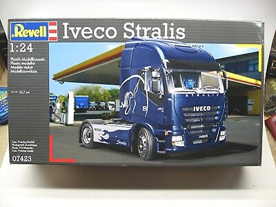 Revell Iveco Stralis truck kit #07423 from 2014