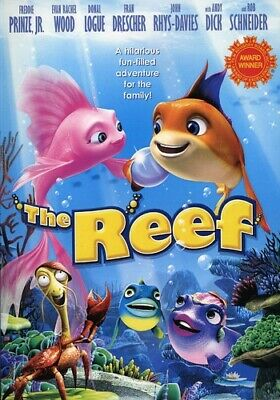 The Reef (DVD, 2007) - SHIPS IN 1 BUSINESS DAY WITH TRACKING