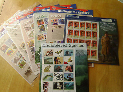Lot of 110 US Postal Service Postage .32 Cent Stamps, Collectible, All New