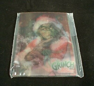 Dr. Suess' How The Grinch Stole Christmas! HAPPY WHOLIDAYS  Complete Mail In Set
