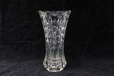 Crystal Glass Vase 34202