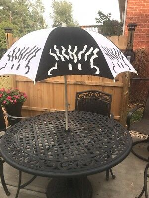 FIDO DIDO Store Display Beach Umbrella. Extremely Rare Promotional