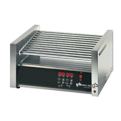 Star - 30SCE - Grill-Max Pro® Electronic 30 Hot Dog Roller Grill