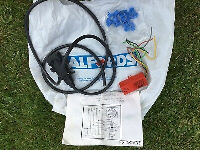 halfords cycle carrier lighting board 14 00 picclick uk rh picclick co uk  halfords cycle carrier lighting board wiring kit