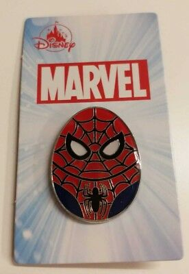 Hong Kong Disneyland Spider-Man pin