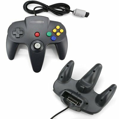 Classic Gaming Wired Controller Gamepad Joystick Joypad For Nintendo N64 Game EU