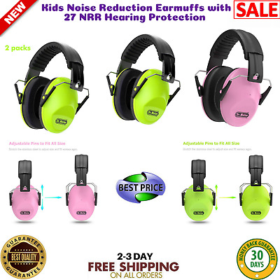 Baby Safety Ear Muffs Noise Cancelling Headphones For Kids Hearing Protection 27