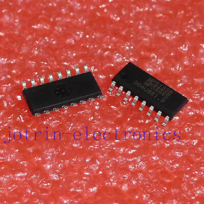 10PCS  MP3394SGS-Z SOP-16 LED Lighting Drivers 4Ch 350mA Boost WLED Controller