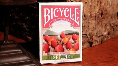 Bicycle Four Seasons Limited Edition (Spring) Playing Cards Poker Spielkarten