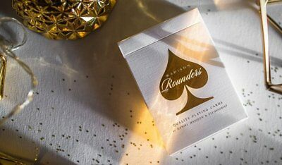 Gold Madison Rounders by Ellusionist Poker Spielkarten