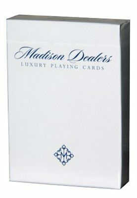 Blue Dealers by Daniel Madison & Ellusionist Rare Poker Spielkarten