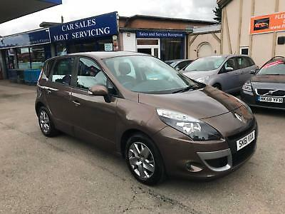 2011 Renault Scenic 1.5dCI EDC Auto Expression * 12 MONTH MOT/ 6 MONTH WARRANTY*