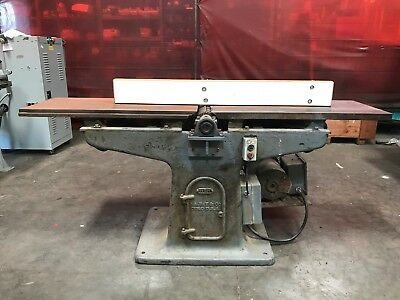 "JA Fay & Co 8"" Jointer"