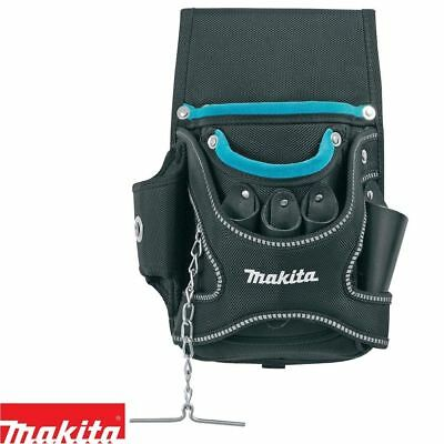 Makita Genuine P-71738 Blue Range Electricians Screwdriver Tool Pouch Holder