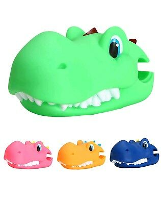 Dinosaur unicorn Scooter Toy Head Cover Attachment Children Funny  Kids Play xxx