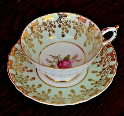 PARAGON Tea cup and Saucer by Appointment to Her Majesty the Queen Bone China