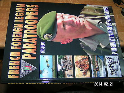 French Foreign Legion Group 2e Regiment Foreign Paratroopers DEBAY