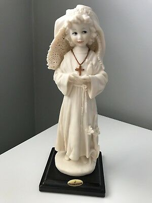 Vintage 1986 Florence Giuseppe Armani First Communion Girl Figurine 1151F