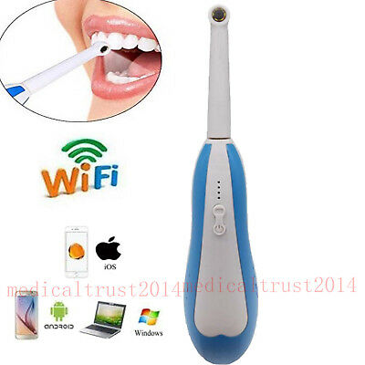 Split design Dental Intraoral Oral Camera WiFi phone Android/ iOS/ Windows PC