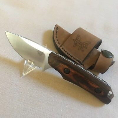 Benchmade HUNT 15016-2 Hidden Canyon Hunter Knife, Dymondwood Handle