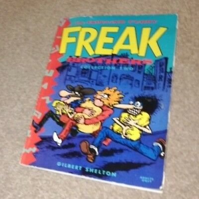 The Fabulous Furry Freak Brothers - Collection 2 (1988)